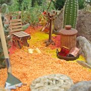 Roça - Mini Jardim
